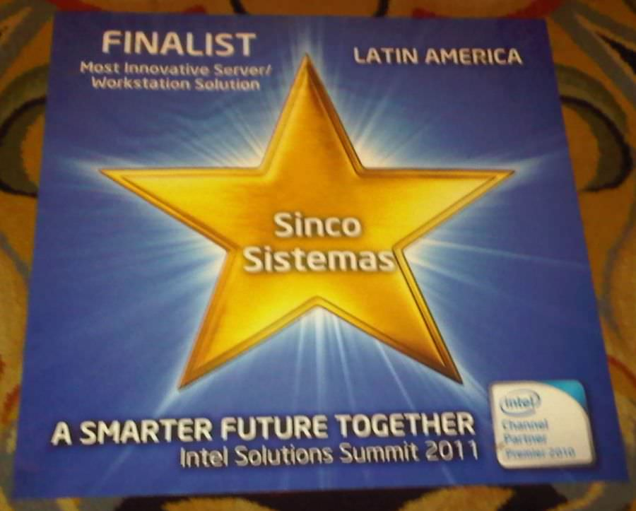 Finalista Most Innovative Server Solution