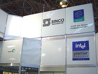 Comdex SP 2003, Anhembi - São Paulo - SP