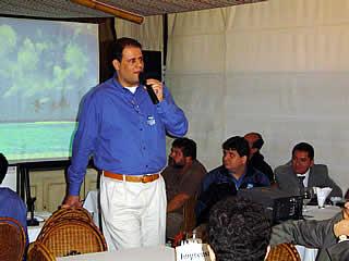 Lançamento do Intel® Pentium® 4 EXTREME EDITION, 04 de novembro de 2003, Rio de Janeiro.