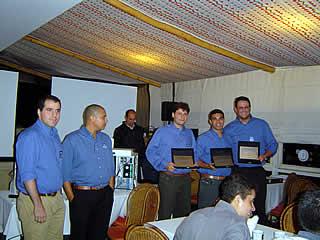 Evento SINCO & Intel® de desenvolvimento da infraestrutura GIGABIT e 10GbE.