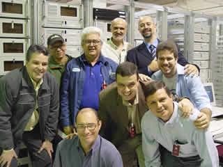 Equipe de Colunistas do FORUM PCs - Paulo Couto, Marcelo Nóbrega, Laércio Vasconcelos, B. Piropo, Ramalho, CAT, Abel Alves, Júlio Preuss e Flávio Xandó