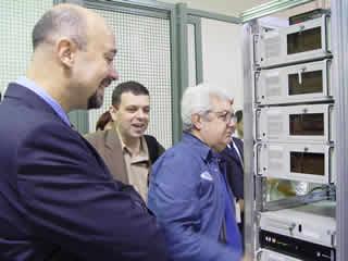 C.A.T., Abel Alves e B. Piropo - Apreciando os servidores da HOSTNET
