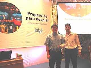 Intel Channel Conference, dia 12 de maio de 2004 - RJ