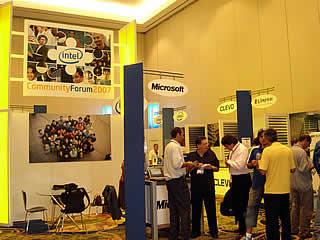 Intel® Community Forum 2007 - Nassau, Bahamas - 23 a 29 de maio de 2007