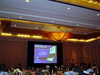 Intel LAR Matchmaking 2005 - Miami, Florida