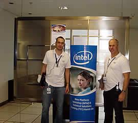 Intel TST - São Paulo - SP - 11 e 12 de Julho de 2007