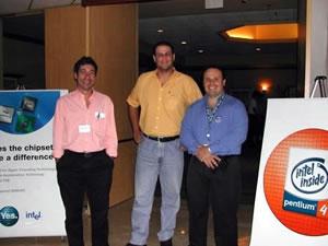 Intel Annual Conference em Miami, Florida - 23 de Abril de 2003