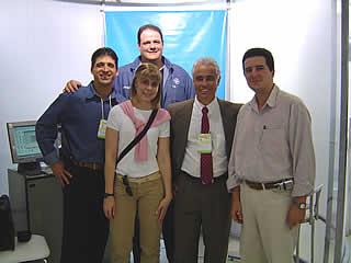 Petrobrás ConecTI, 09 a 13 de maio de 2005, edifício Sede Petrobrás