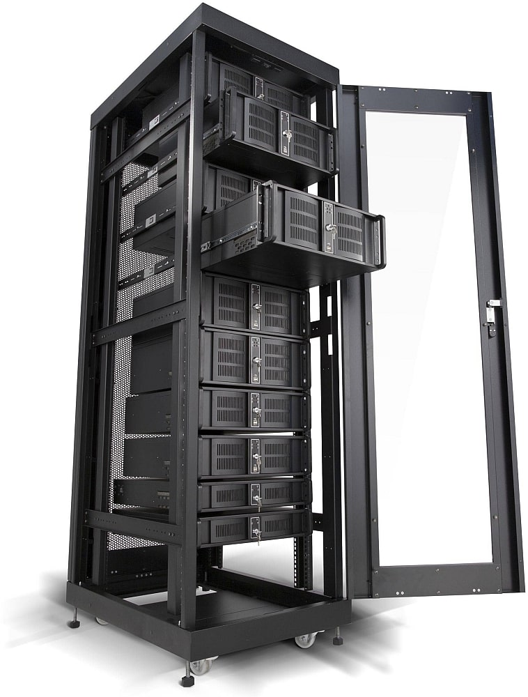 Soluções SINCO para alta performance, Render Farm, Server Farm, Clusters, GRID, HPC, Storage. Arquitetura 100% Intel®