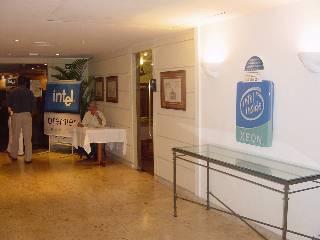 Evento Ramping Hyper Threading em 22/07/2003, no Rio de Janeiro