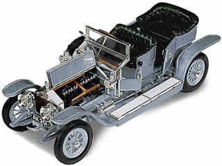 Rolls Royce Silver Ghost, 1907
