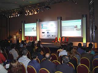 Evento Seagate realizado em 14/09/2004, no Hotel Sofitel Rio