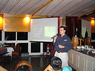 Evento Seagate SSP 2006