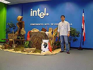 Intel TST-IPP, fábrica de Intel em San José, Costa Rica - de 08 a 10 de setembro de 2003